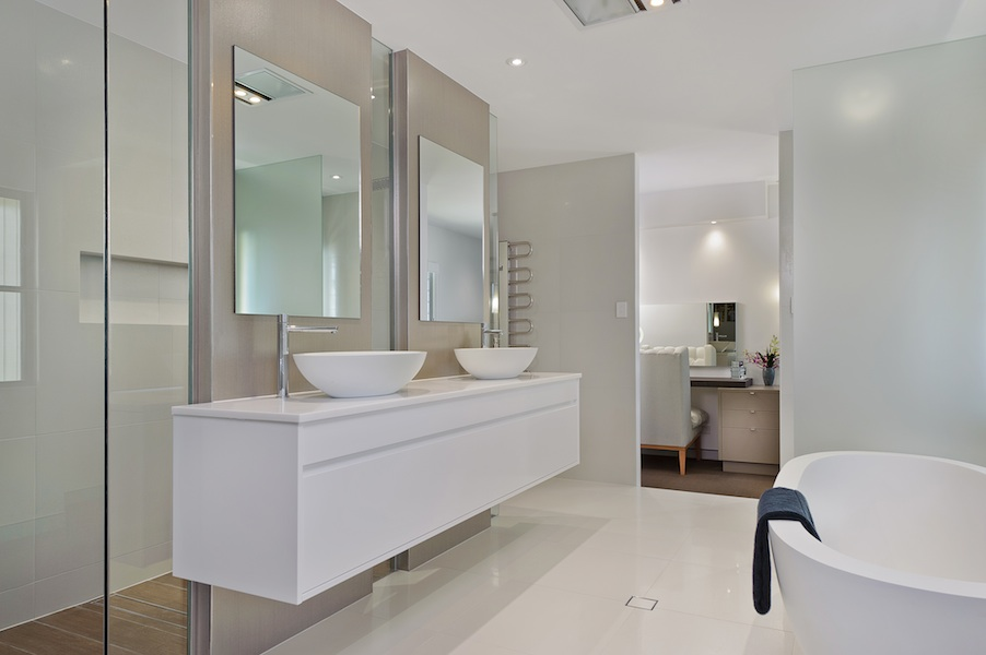 Small ensuite designs joy studio design gallery best for Ensuite ideas