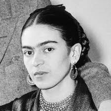 Frida Kahlo - Mexican painter