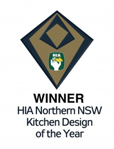 HIA Northern NSW - Designing Divas - Kitchen Design of the Year 2016 Winer