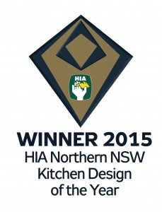 Michelle Burton : HIA NNSW WINNER 2015 - Kitchen Design of the Year