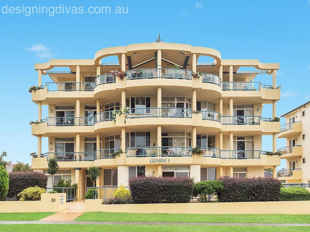 external  after- PROPERTY STYLING - MCGRATH - APARTMENT, BURRAWAN ST, PORT MACQUARIE NSW 2444 -designingdivas.com.au