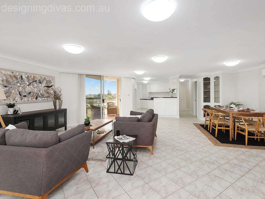 - PROPERTY STYLING - MCGRATH - APARTMENT, STEWART ST, PORT MACQUARIE NSW 2444  - designingdivas.com.au